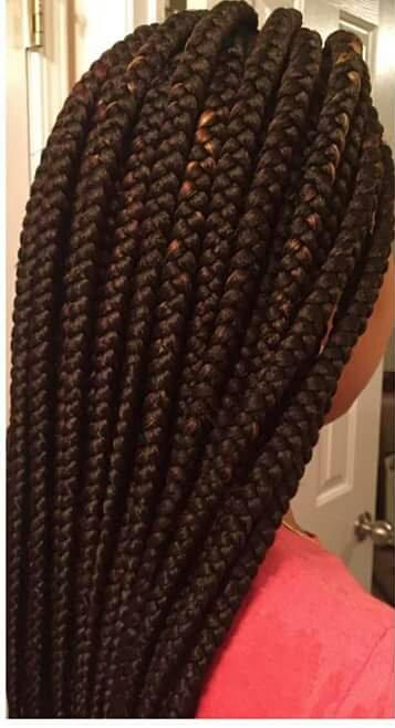 Justice braid